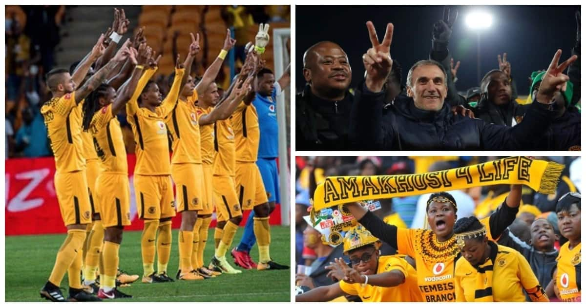 Giovanni Solinas warns PSL: Best of Kaizer Chiefs is yet to come