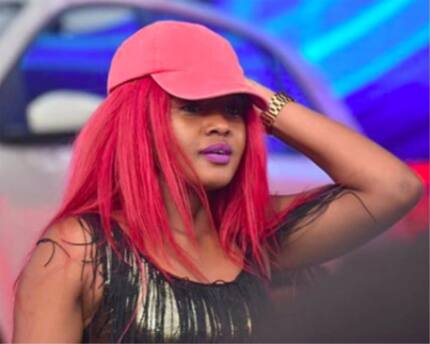 Babes Wodumo was left high and dry: Goods stolen at the airport