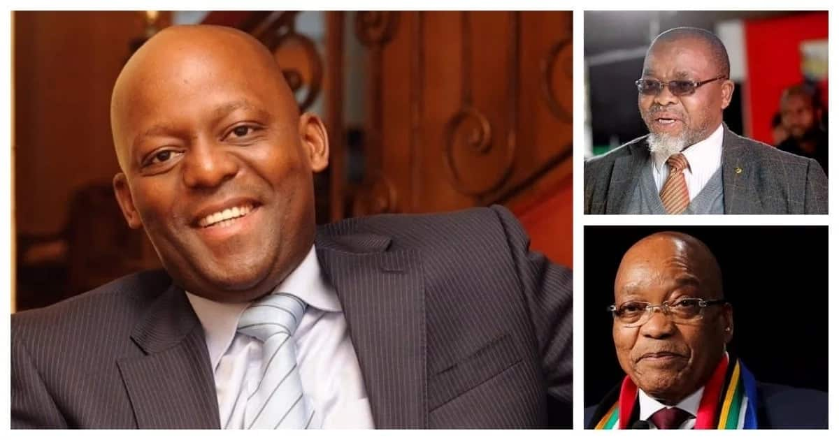 Gwede Mantashe concerned by appointment of Bongumusa Makhatini as SABC chair