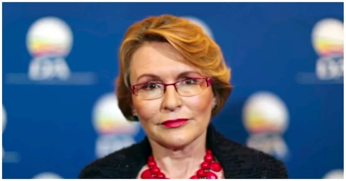 Helen Zille thinks South Africa could become another Zimbabwe