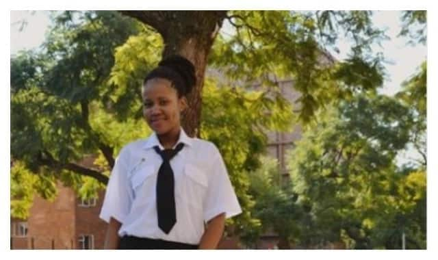 Moroka's dream to become a pilot takes flight as she begins her training at flight school