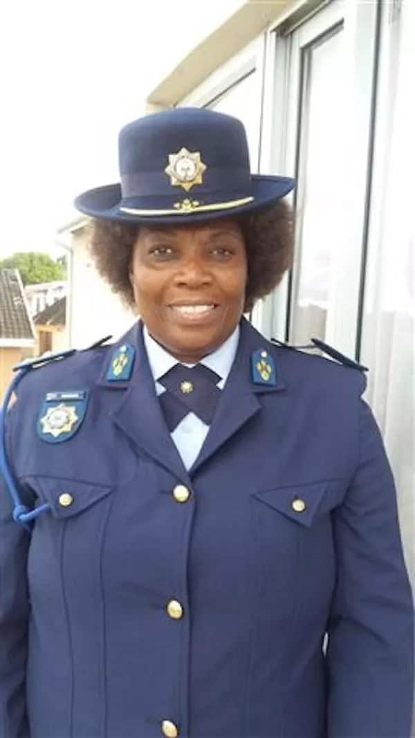 Lt Col Mnyandu is proud after a whopping 38 years of service. Source: Overport Rising Sun