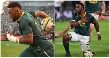 A legend in the making: Kolisi wins his 1st test as SA's 1st black captain