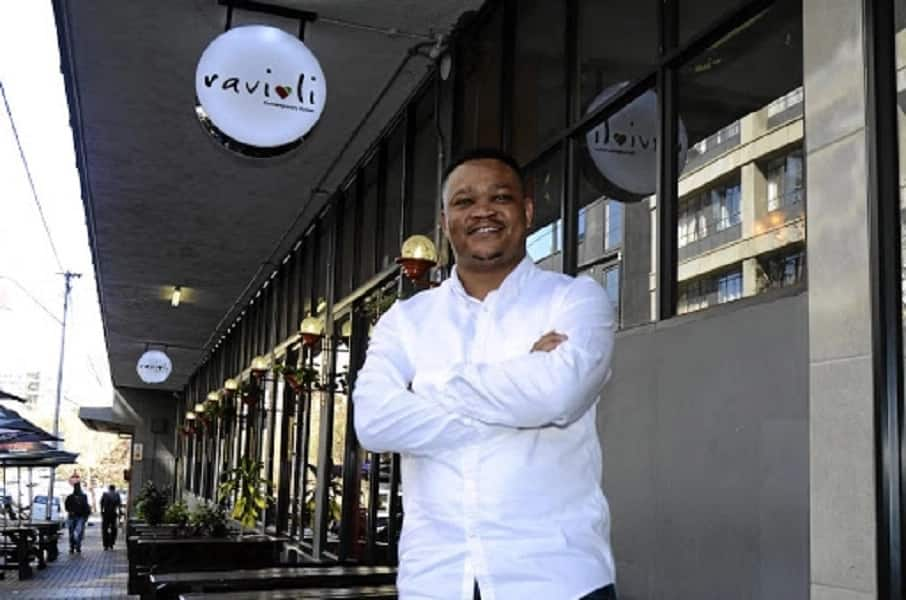 Black Excellence: Law degree dropout launches the biggest fine-dining space in Maboneng