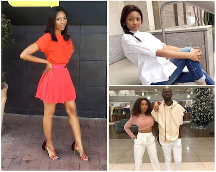 Enhle Mbali hospitalised after traumatic attempted hijacking
