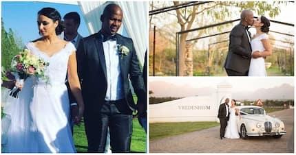 Ex-BlitzBokke captain Mzwandile Stick weds sweetheart Therina Mulder