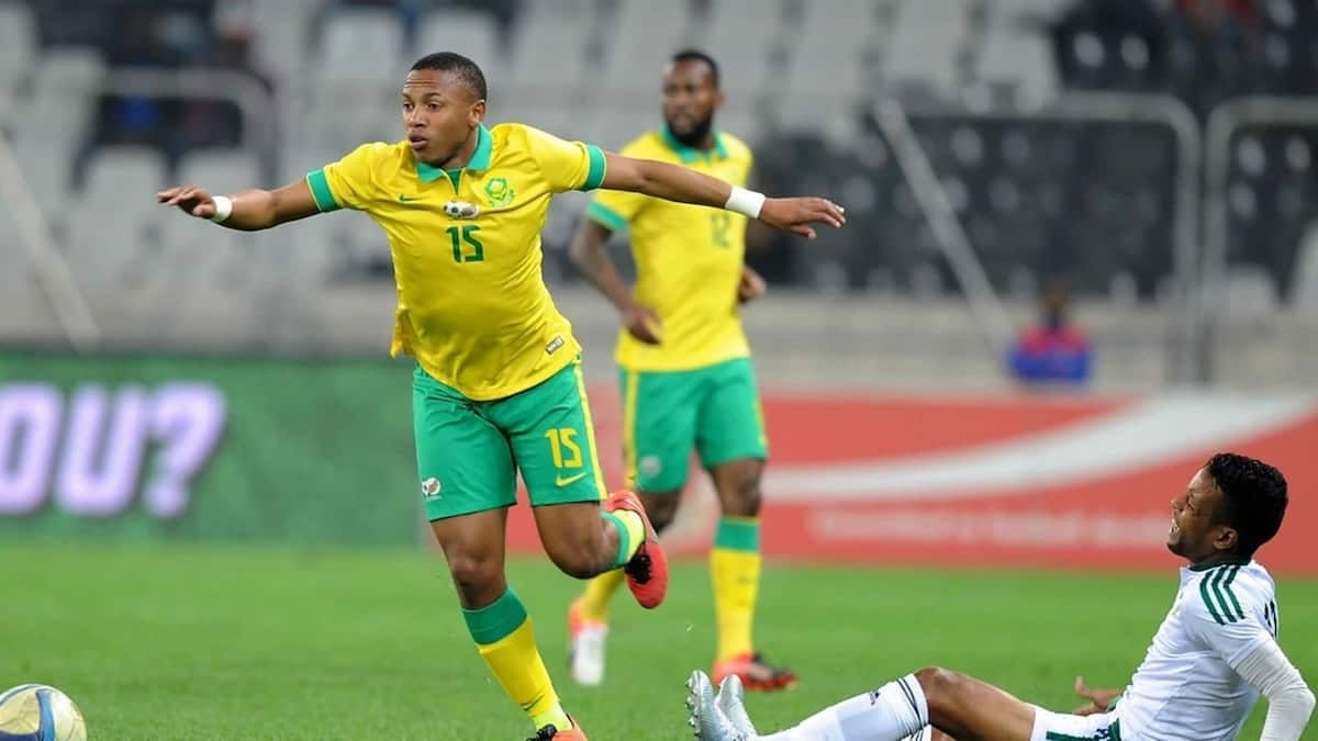 Pitso Jingles Mosimane back Andile Jali to bring an extra dimension to squad