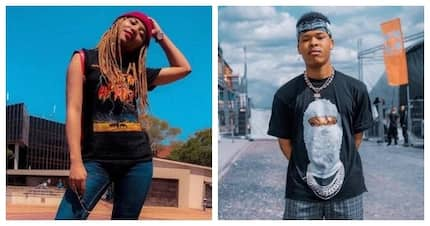 Nasty C sends romantic message to his bae on their 6th anniversary