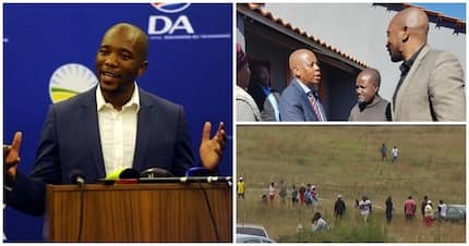 Mmusi Maimane: DA has program which can deliver land reform and restitution