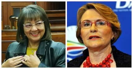 Helen Zille approached about replacing De Lille as Cape Town mayor