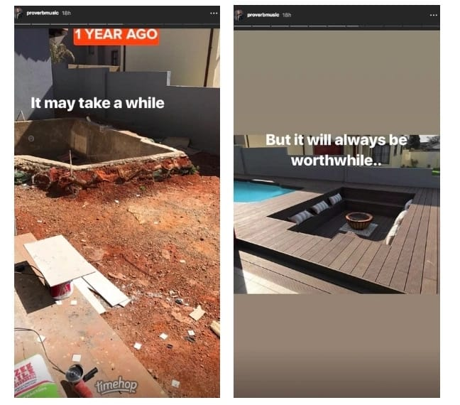 1 year later: Pictures of Proverb's stunning home renovations