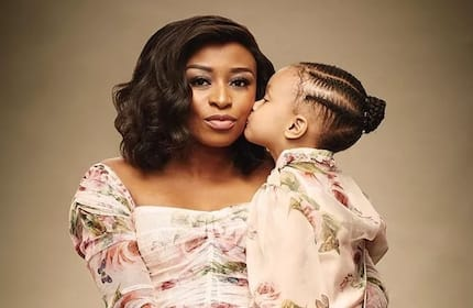 Wonder woman and super mommy DJ Zinhle: 'I want more kids'