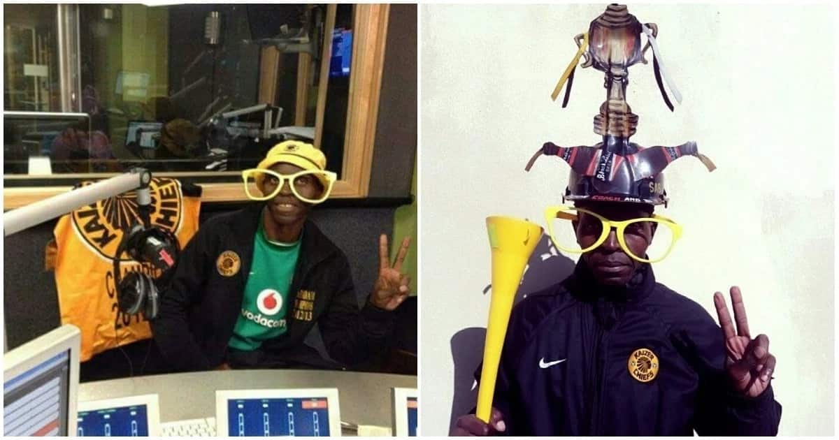 Obsession with Kaizer Chiefs causes fan Saddam Maake love problems