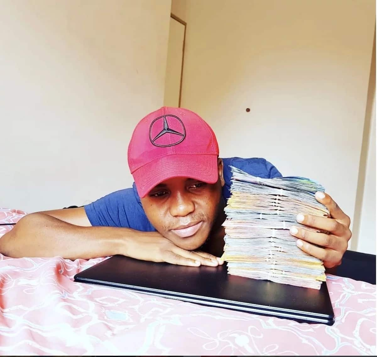 From living in a small shack to millionaire at 23: The story of Kgopotso Mmutlane