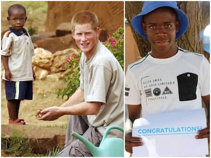 Prince Harry's orphaned friend from Lesotho, Mutsu, invited to royal wedding