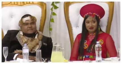 An Indian-Zulu fusion created the perfect wedding for Mellisha and Ryan on #OPW