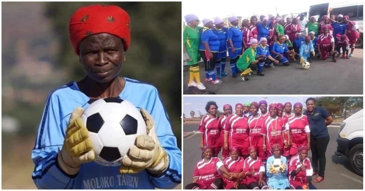 Soccer-playing gogos take over SA thanks to Tzaneen football club
