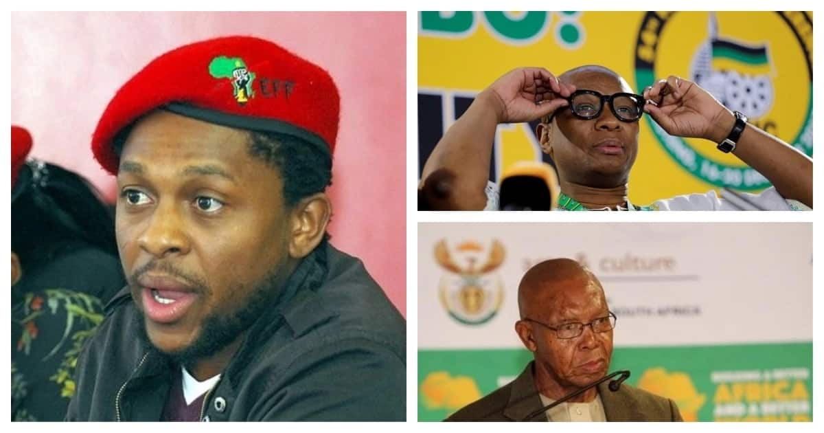 EFF lashes out at 'Fascist ANC' over call for more SABC coverage