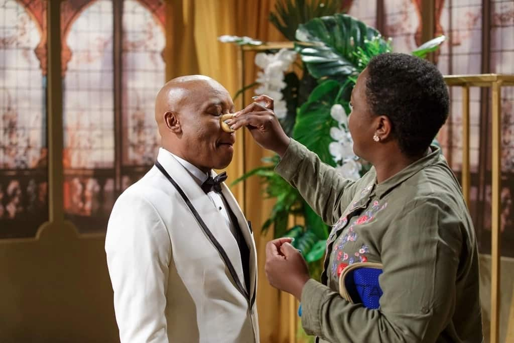 Generations: The Legacy's Tau Mogale and Zitha: Will they get married?