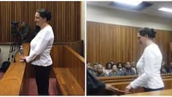 Vicki Momberg, convicted racist, was released on R2000 bail