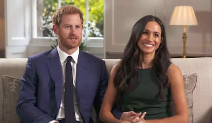 Harry's playboy days are over: The prince proposes to Meghan Markle