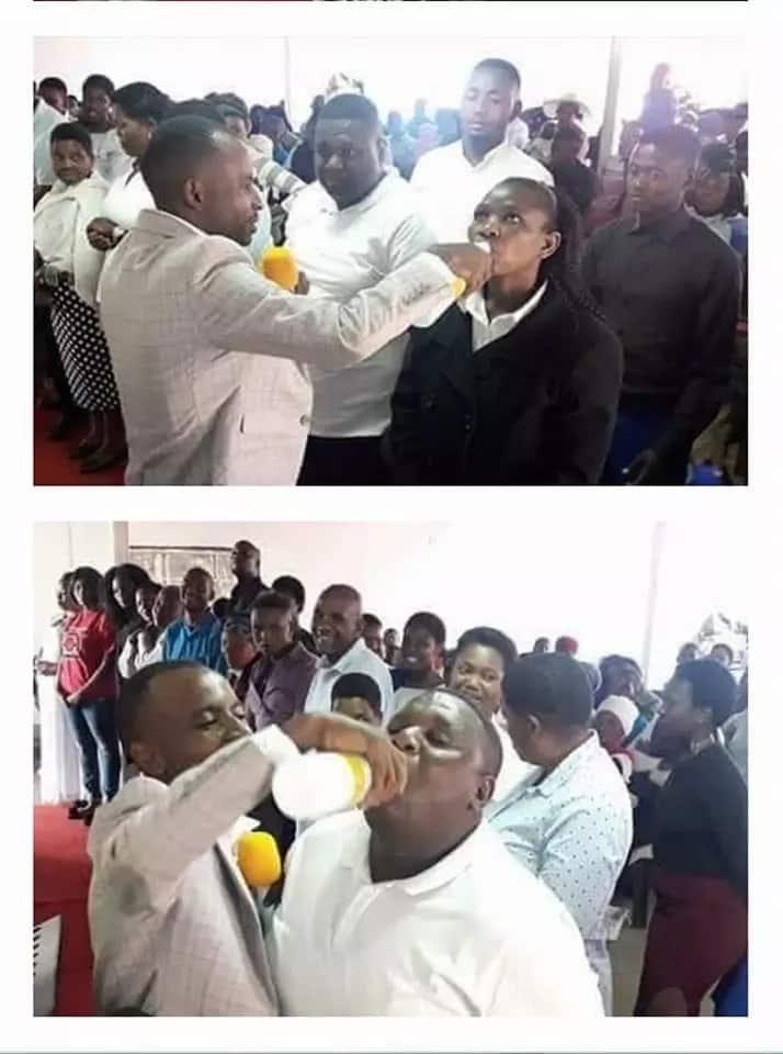 First Dettol, now Jik: Prophet claims he can turn Jik into Jesus' blood