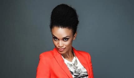 Pearl Thusi opens up about her abusive father in a moving speech