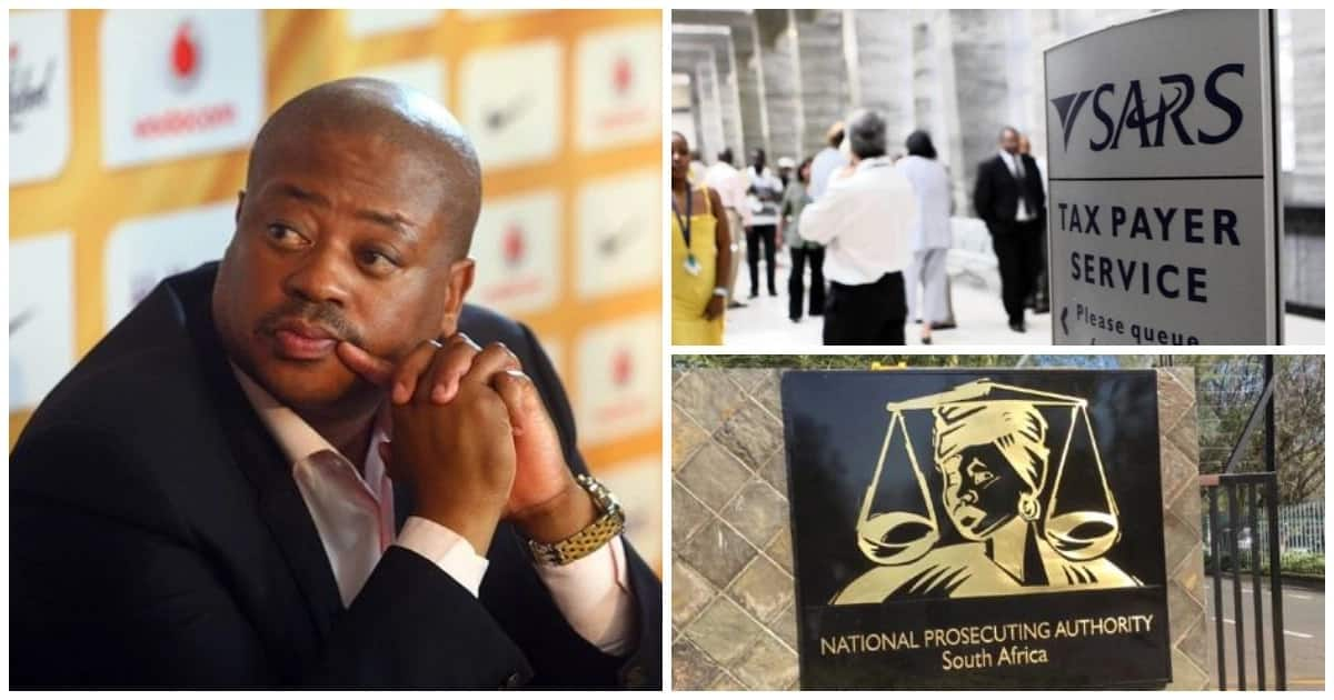 Bobby Motaung red-carded by SARS for failing to pay R51m tax bill