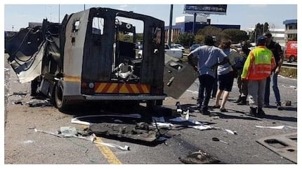 Silly mistake leads to arrest of cash in transit heist kingpin linked to 23 robberies