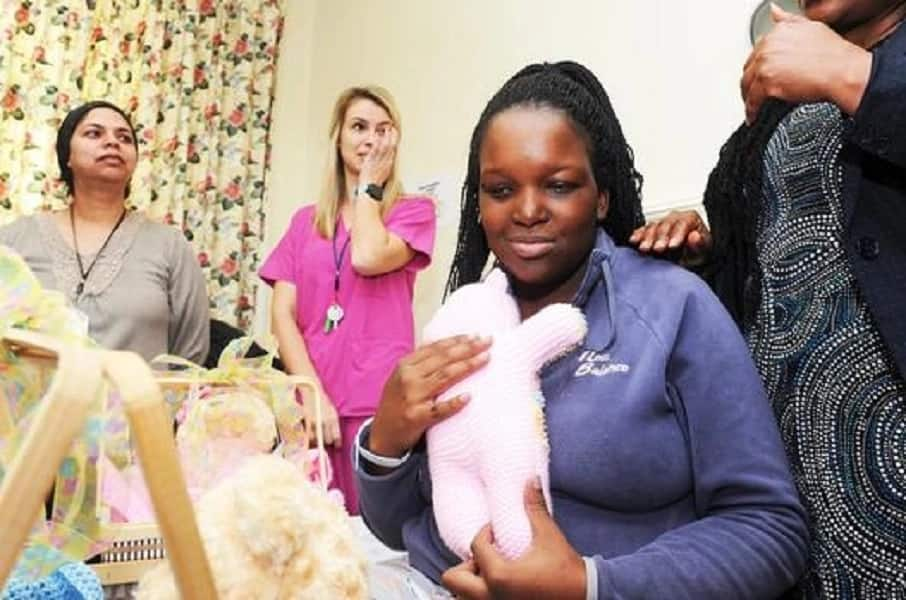 Update: 10k per month for student mom who gave birth to quadruplets