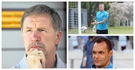 Stuart Baxter calls on son to fill goalkeeping coach position at Bafana