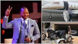 Alph Lukau: The pastor who lives in the lap of luxury
