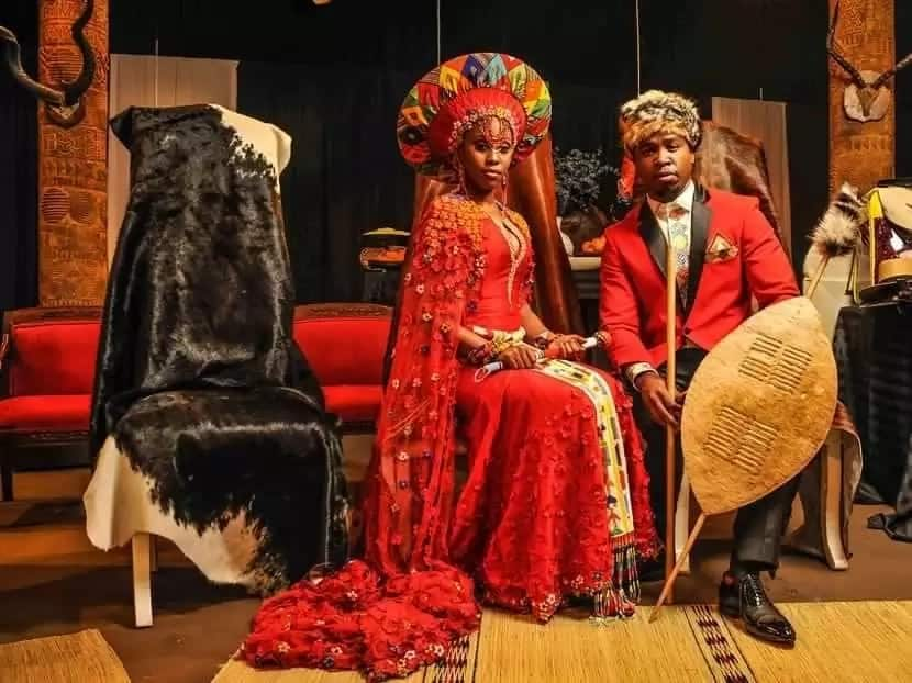 Top 5 traditional weddings on South African soapies