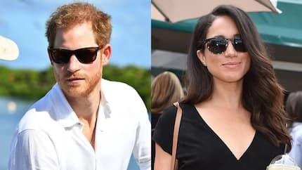 The Royal Family announces that Prince Harry and American actress Meghan Markle are getting married