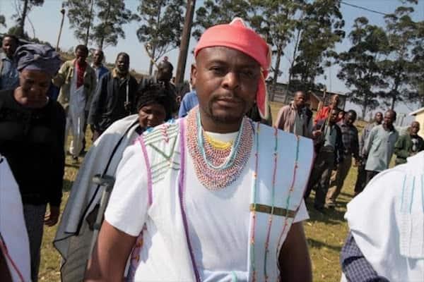 King Zanozuko Tyelovuyo Sigcau. Source: Times Live