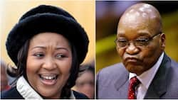 First Lady rebuked for taking a cheap shot at Cyril Ramaphosa on social media