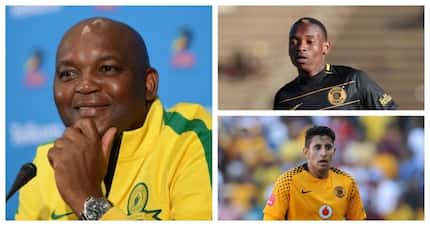 Mosimane admits turning green after seeing Billiat and Castro playing for Chiefs