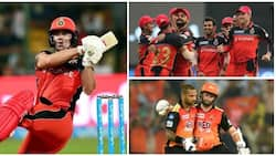 AB de Villiers shines as RCB keep IPL hopes alive with win over Hyderabad