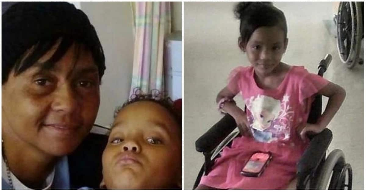 Gangsters left little girl, 6, paralysed now she needs Mzansi's help