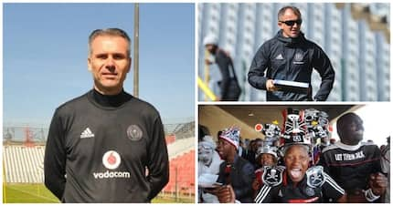 Orlando Pirates add specialist finish coach in hopes of solving scoring woes