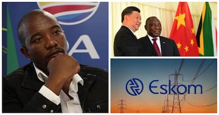 Mmusi Maimane threatens Ramaphosa with lawsuit over Eskom's R33 billion Chinese loan