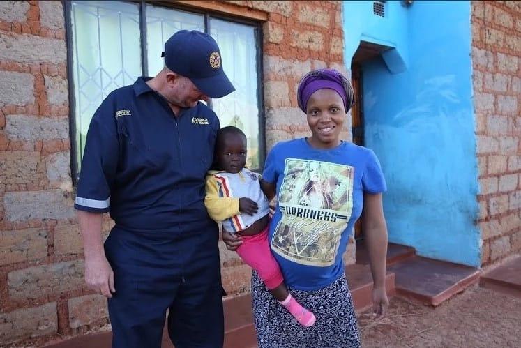 Mom of rescued toddler, 2, speaks up: I lost hope of finding her alive