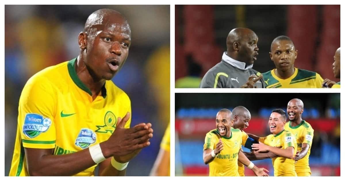 Mamelodi Sundowns captain Kekana praises skills and potential of teammate Andile Jali