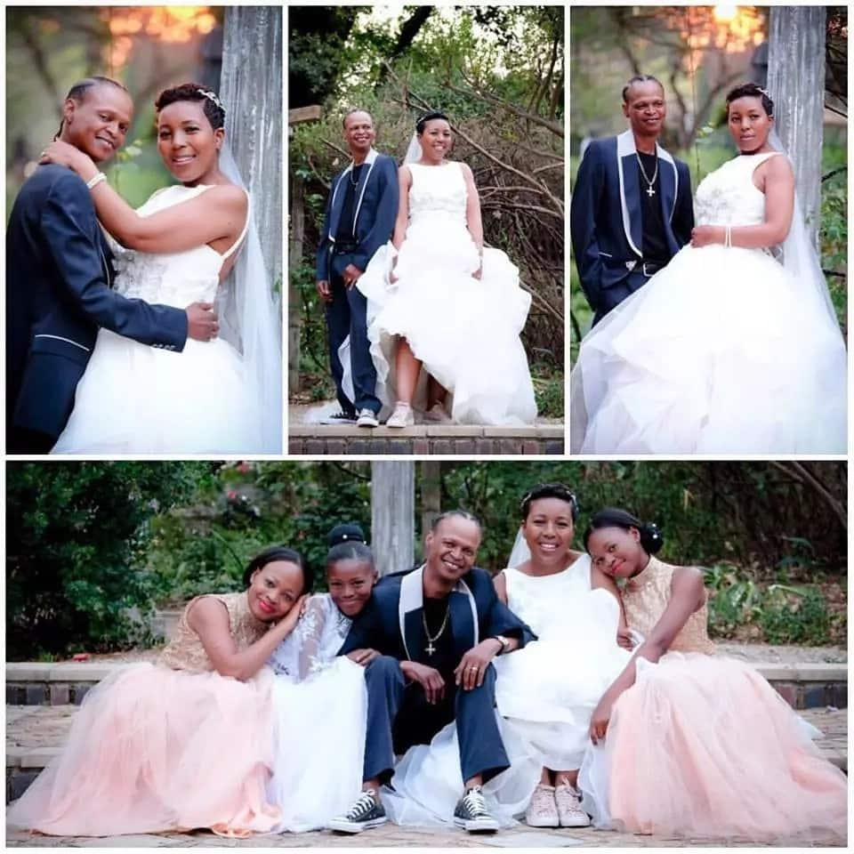 The King of Kwaito weds his girlfriend of 20 years during intimate ceremony