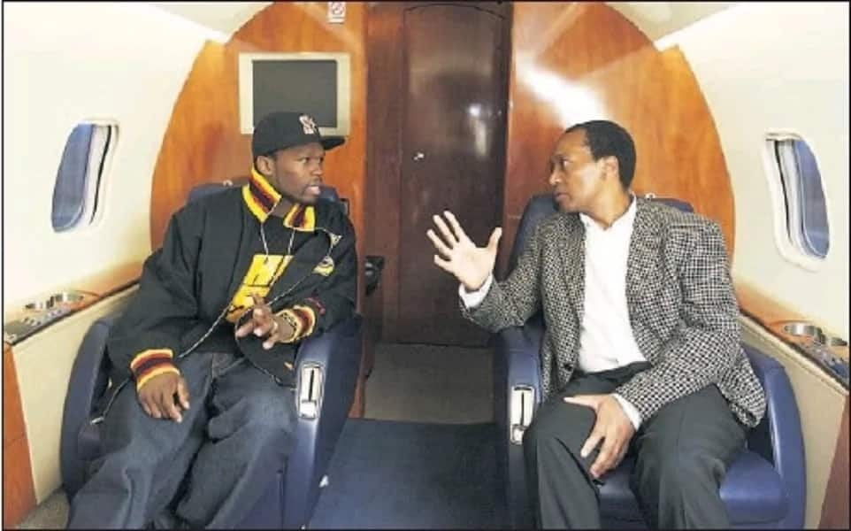 The golden life of Patrice Motsepe: mansions, private jets and luxury cars