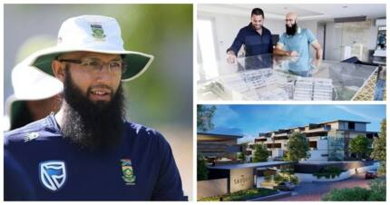 Hashim Amla splurges R12.5 million on luxury Durban penthouse development