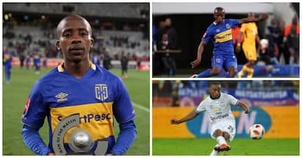 Watch as Thabo Nodada is stunned by call-up to Bafana Bafana squad