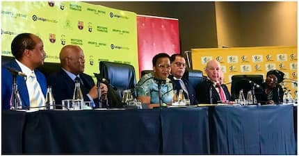 Sports Minister assures fans of extra security for Sundowns vs Barcelona match