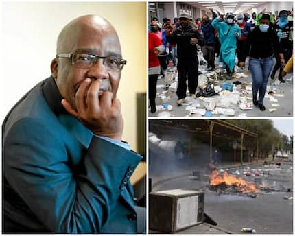 Motsoaledi is disgusted by Charlotte Maxeke Academic Hospital strike