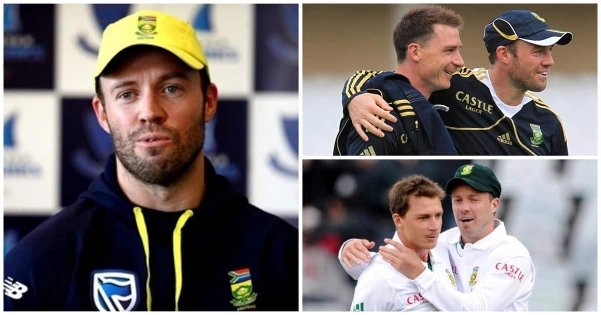 Dale Steyn: AB's greatness rubbed off on the entire team